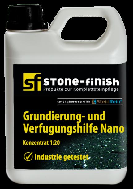 Stone Finish SteinRein Grundierung Verfugungshilfe Nano