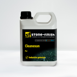 Stone Finish SteinRein Cleanexan