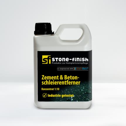 Stone Finish SteinRein Zement und Betonschleierentferner